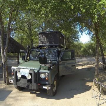 Botswana Zimbabwe Namibië Self_Drive