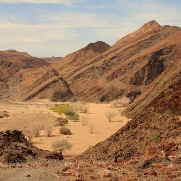 Namibië Kunene