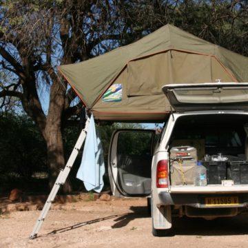 Botswana Zambia Namibië Self Drive