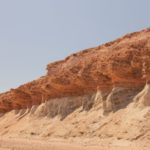 Cliff hangers en krater crossen