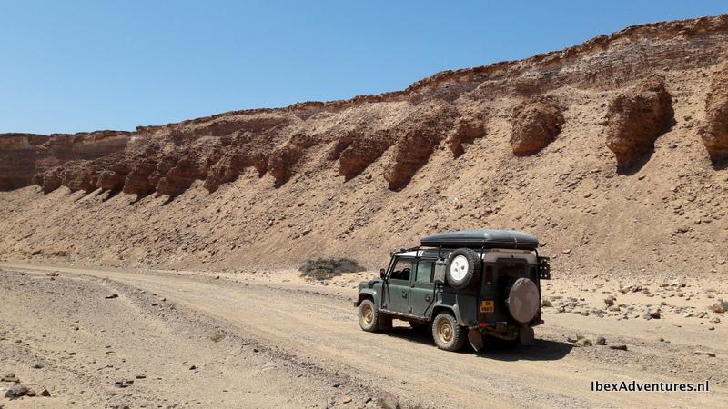 Namibië 4×4 route